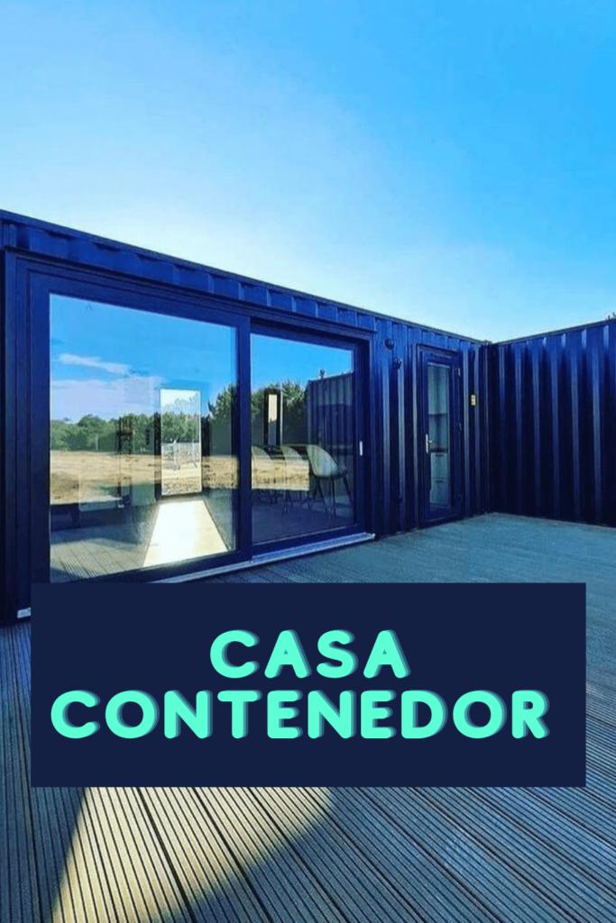Ideas casa contenedor 2 contenedores